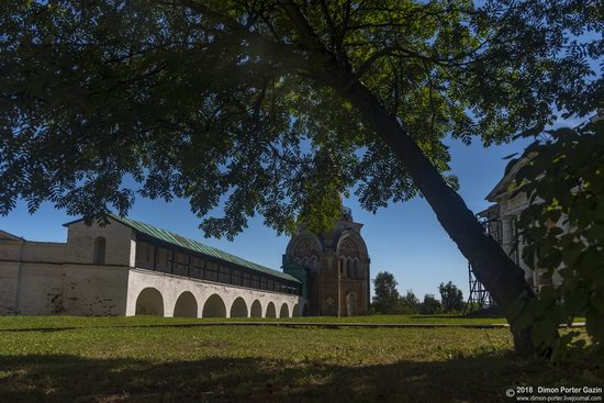 Borisoglebsky Monastery in Torzhok, Tver region, Russia, photo 7