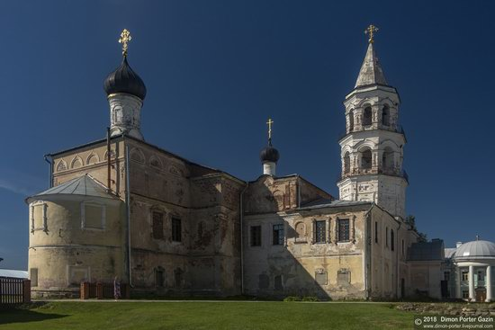 Borisoglebsky Monastery in Torzhok, Tver region, Russia, photo 9