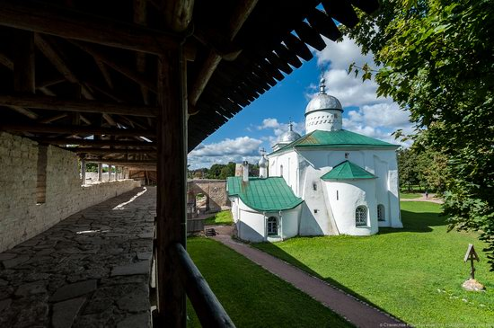 Izborsk Fortress, Russia, photo 1