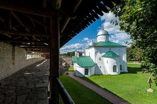 Izborsk Fortress, Russia, photo 1
