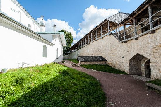 Izborsk Fortress, Russia, photo 10
