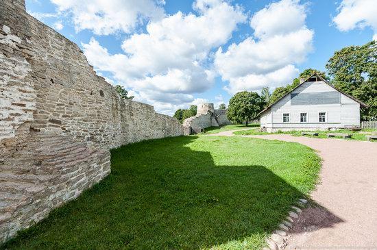 Izborsk Fortress, Russia, photo 11