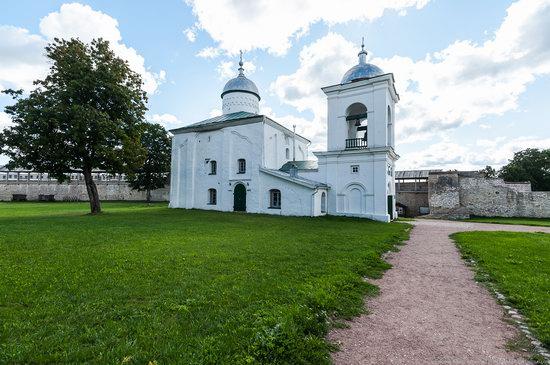 Izborsk Fortress, Russia, photo 12