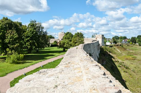 Izborsk Fortress, Russia, photo 13