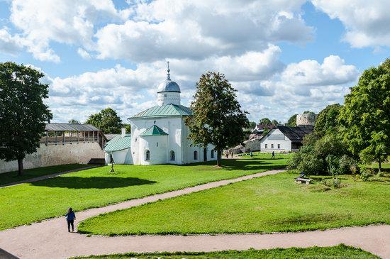 Izborsk Fortress, Russia, photo 14