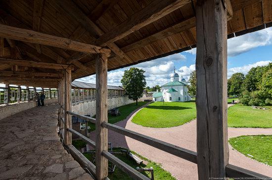 Izborsk Fortress, Russia, photo 15