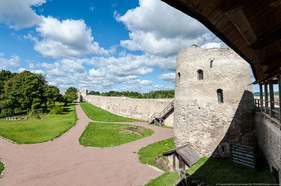 Izborsk Fortress, Russia, photo 16