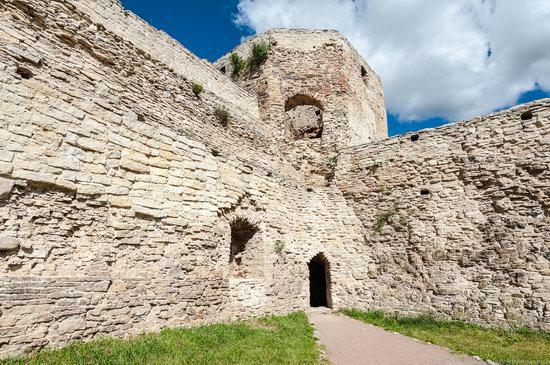 Izborsk Fortress, Russia, photo 22