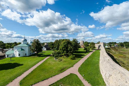 Izborsk Fortress, Russia, photo 25