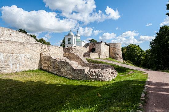 Izborsk Fortress, Russia, photo 5