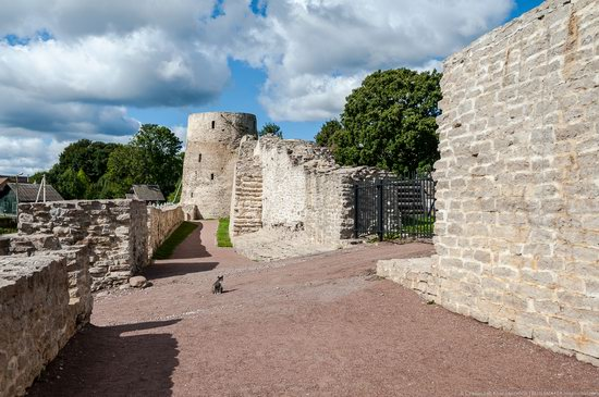 Izborsk Fortress, Russia, photo 9