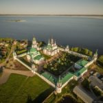 Spaso-Yakovlevsky Monastery in Rostov the Great