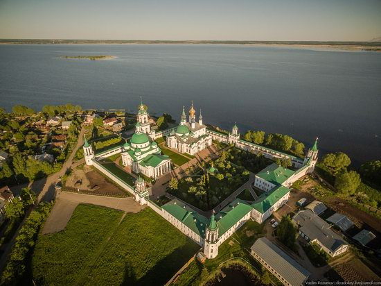 Spaso-Yakovlevsky Monastery, Rostov the Great, Russia, photo 1