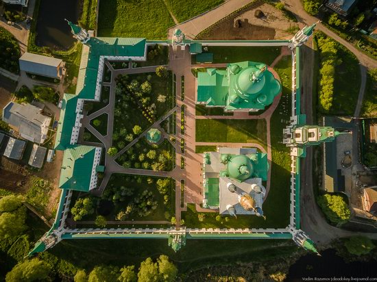 Spaso-Yakovlevsky Monastery, Rostov the Great, Russia, photo 12