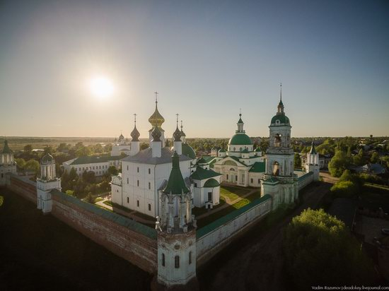 Spaso-Yakovlevsky Monastery, Rostov the Great, Russia, photo 2