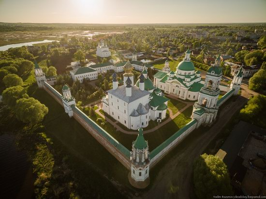 Spaso-Yakovlevsky Monastery, Rostov the Great, Russia, photo 3