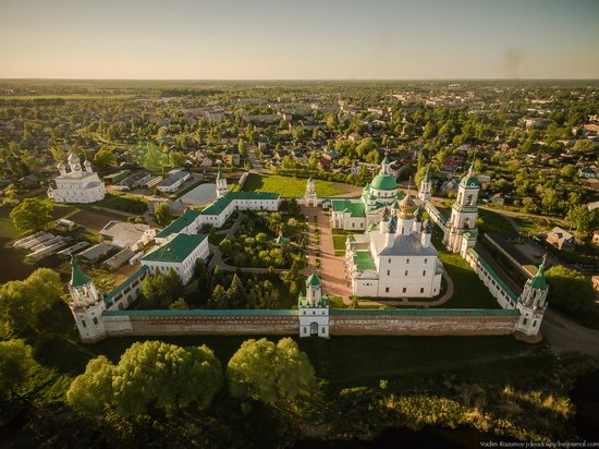 Spaso-Yakovlevsky Monastery, Rostov the Great, Russia, photo 4