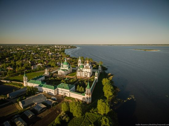 Spaso-Yakovlevsky Monastery, Rostov the Great, Russia, photo 5