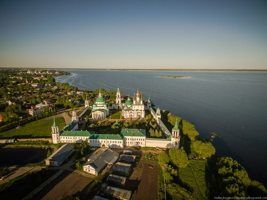 Spaso-Yakovlevsky Monastery, Rostov the Great, Russia, photo 6