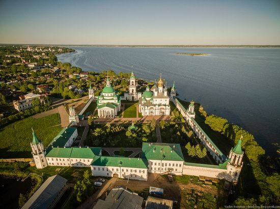 Spaso-Yakovlevsky Monastery, Rostov the Great, Russia, photo 7