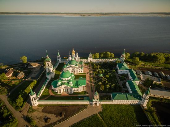 Spaso-Yakovlevsky Monastery, Rostov the Great, Russia, photo 9