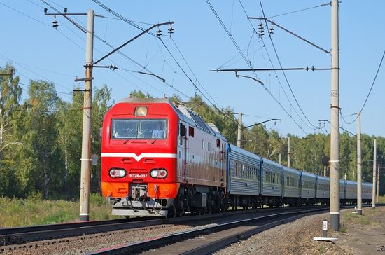 Travel on the Trans-Siberian Railway - the Longest Train Trip in the World