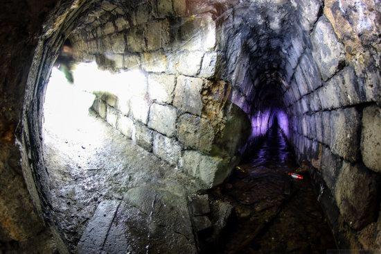 Abandoned Didino Railway Tunnel, Russia, photo 17