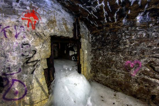 Abandoned Didino Railway Tunnel, Russia, photo 18