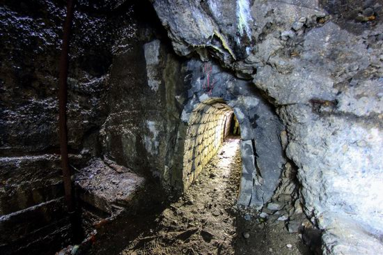 Abandoned Didino Railway Tunnel, Russia, photo 20