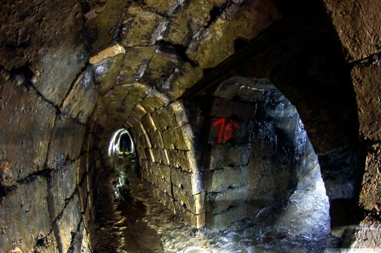 Abandoned Didino Railway Tunnel, Russia, photo 22