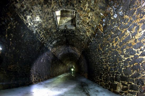 Abandoned Didino Railway Tunnel, Russia, photo 9