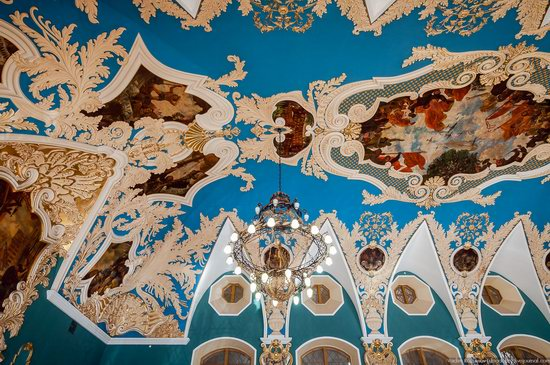 Amazing Interiors of Kazansky Station, Moscow, Russia, photo 3