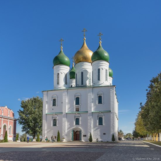 Assumption Cathedral of the Kolomna Kremlin, Russia, photo 1