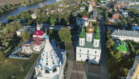 Assumption Cathedral of the Kolomna Kremlin, Russia, photo 15