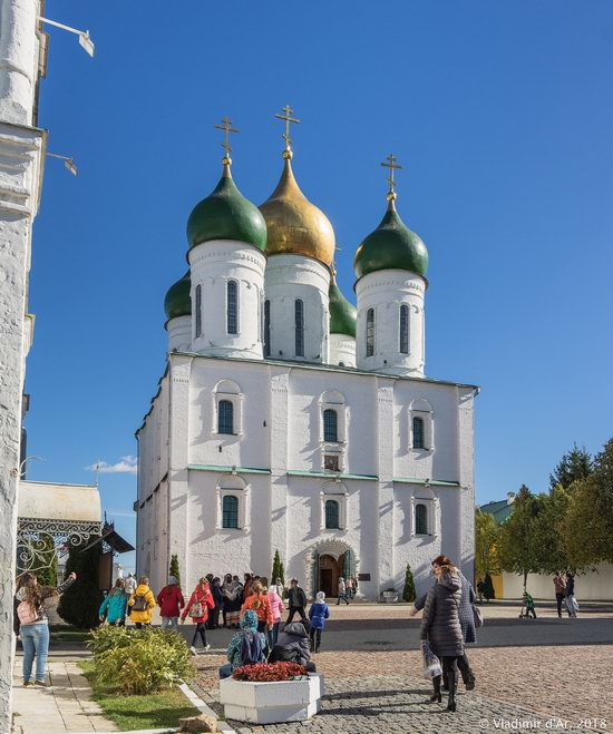 Assumption Cathedral of the Kolomna Kremlin, Russia, photo 16