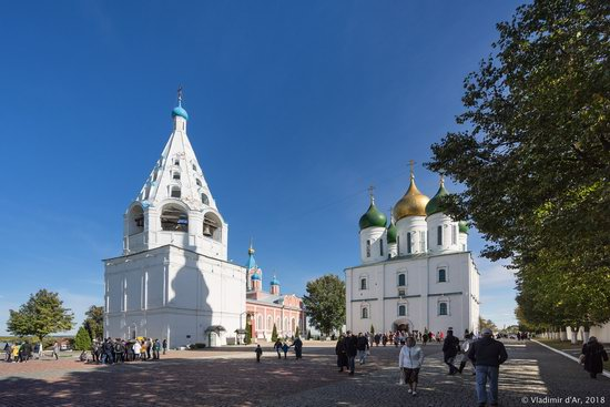 Assumption Cathedral of the Kolomna Kremlin, Russia, photo 17