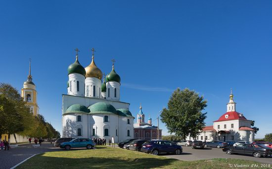 Assumption Cathedral of the Kolomna Kremlin, Russia, photo 18