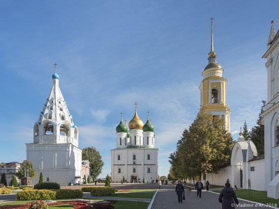 Assumption Cathedral of the Kolomna Kremlin, Russia, photo 3