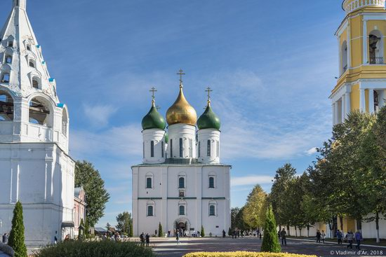 Assumption Cathedral of the Kolomna Kremlin, Russia, photo 4