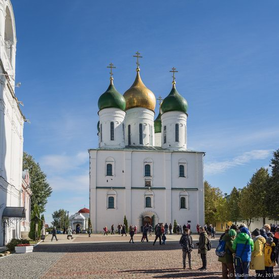 Assumption Cathedral of the Kolomna Kremlin, Russia, photo 5