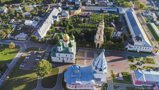 Assumption Cathedral of the Kolomna Kremlin, Russia, photo 6