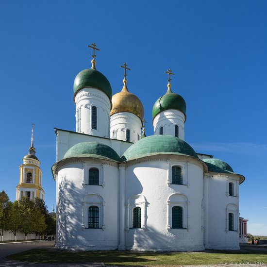 Assumption Cathedral of the Kolomna Kremlin, Russia, photo 7