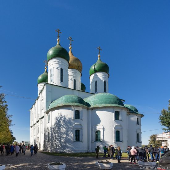 Assumption Cathedral of the Kolomna Kremlin, Russia, photo 8