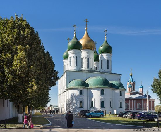 Assumption Cathedral of the Kolomna Kremlin, Russia, photo 9