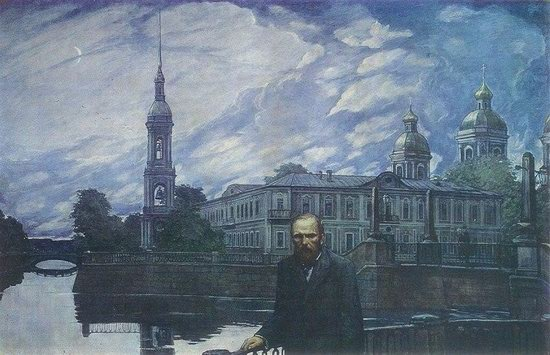 Following in the footsteps of Fyodor Dostoevsky, Russia, picture 1