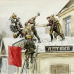 Russia in 1917-1919 – the Paintings of Ivan Vladimirov