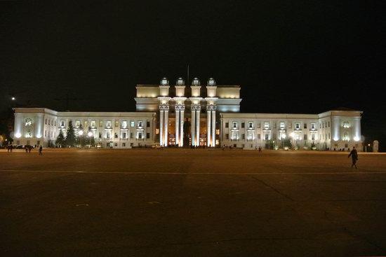 Samara Opera and Ballet Theater, Russia