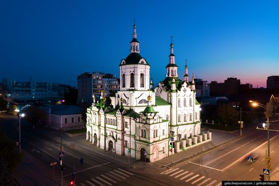 Tyumen - the First Russian City in Siberia, photo 13
