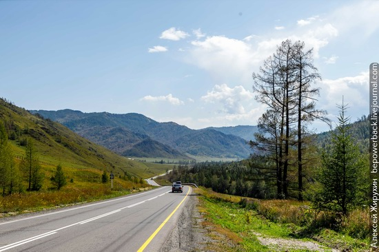 Chuya Highway - the Most Picturesque Road in Russia, photo 10