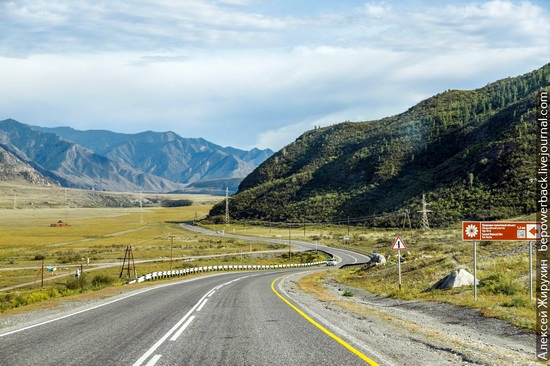 Chuya Highway - the Most Picturesque Road in Russia, photo 11